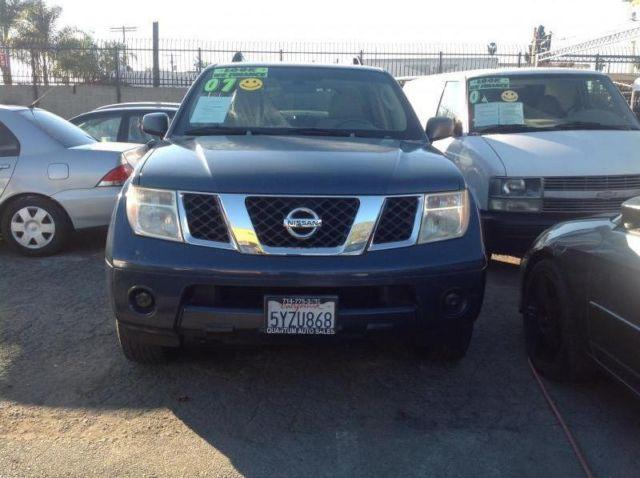 2007 nissan pathfinder le 2wd for sale in los angeles. Black Bedroom Furniture Sets. Home Design Ideas