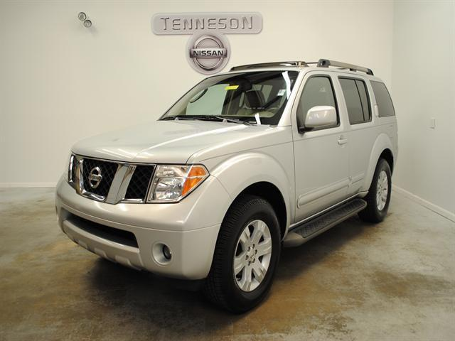 2007 nissan pathfinder le for sale in tifton georgia. Black Bedroom Furniture Sets. Home Design Ideas