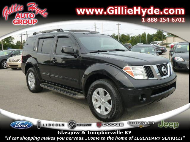 2007 nissan pathfinder le glasgow ky for sale in dry fork kentucky classified. Black Bedroom Furniture Sets. Home Design Ideas