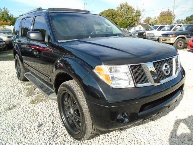 2007 nissan pathfinder le kissimmee fl for sale in. Black Bedroom Furniture Sets. Home Design Ideas