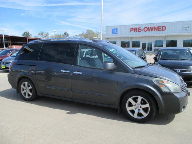 2007 nissan quest 3 5 conroe tx for sale in conroe texas classified. Black Bedroom Furniture Sets. Home Design Ideas