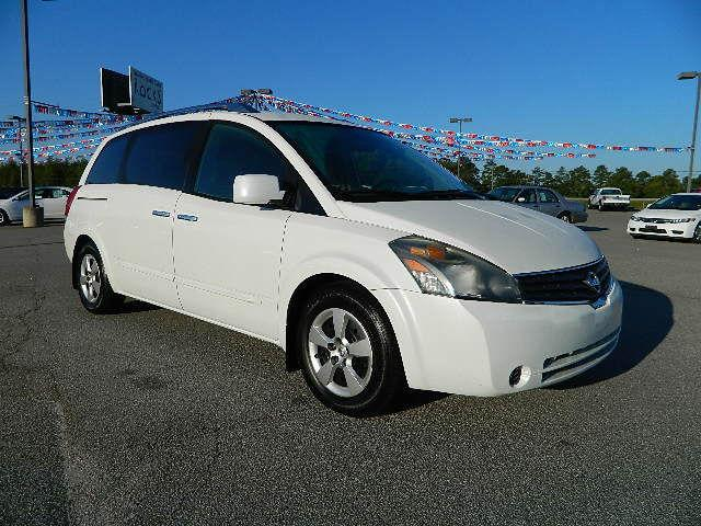 2007 nissan quest 3 5 s for sale in thomson georgia classified. Black Bedroom Furniture Sets. Home Design Ideas