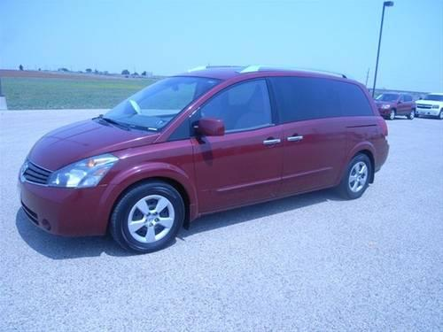 2007 nissan quest minivan for sale in ransom canyon texas classified. Black Bedroom Furniture Sets. Home Design Ideas