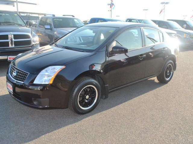 2007 nissan sentra 2 0 s for sale in wichita kansas classified. Black Bedroom Furniture Sets. Home Design Ideas
