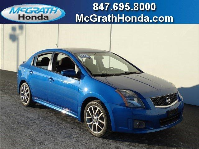2007 nissan sentra se r elgin il for sale in elgin illinois classified. Black Bedroom Furniture Sets. Home Design Ideas