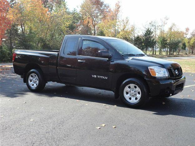 2007 nissan titan 2wd king cab xe ffv for sale in salesville arkansas classified. Black Bedroom Furniture Sets. Home Design Ideas