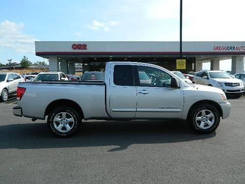 2007 nissan titan extended cab xe for sale in hot springs arkansas classified. Black Bedroom Furniture Sets. Home Design Ideas