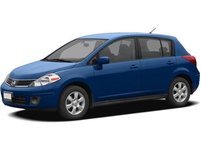 Tim Dahle Nissan >> 2007 Nissan Versa 1.8 S 1.8 S 4dr Hatchback (1.8L I4 6M ...