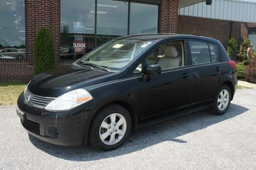 2007 nissan versa 4dr car 1 8 s for sale in carrollton maryland classified. Black Bedroom Furniture Sets. Home Design Ideas
