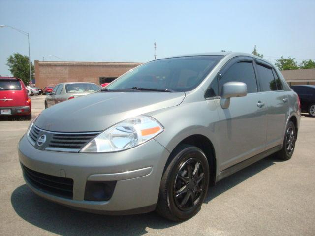 2007 nissan versa for sale in skiatook oklahoma. Black Bedroom Furniture Sets. Home Design Ideas