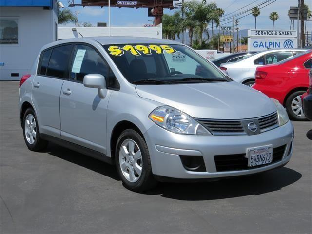 2007 nissan versa s 4d hatchback s for sale in northridge california classified. Black Bedroom Furniture Sets. Home Design Ideas