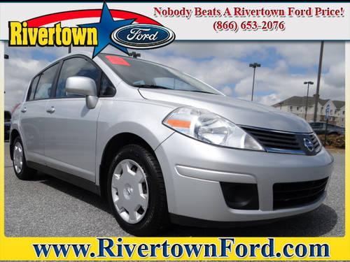 2007 nissan versa sedan 5dr hb i4 auto 1 8 s for sale in columbus georgia classified. Black Bedroom Furniture Sets. Home Design Ideas