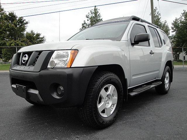 2007 nissan xterra s 2007 nissan xterra s car for sale in chattanooga tn 4365357954 used. Black Bedroom Furniture Sets. Home Design Ideas