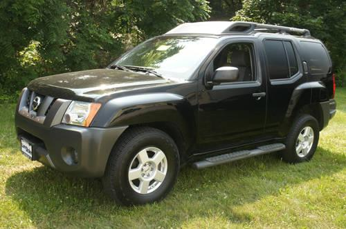 2007 nissan xterra sport utility s for sale in carrollton maryland classified. Black Bedroom Furniture Sets. Home Design Ideas
