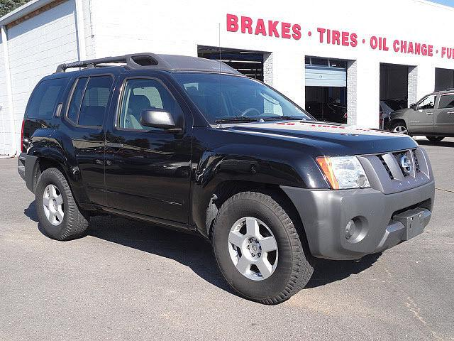 2007 nissan xterra x 2007 nissan xterra x car for sale in cleveland. Black Bedroom Furniture Sets. Home Design Ideas