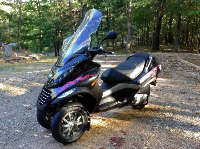 2007 Piaggio MP3 250 SCOOTER