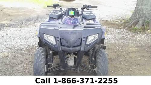 2007 Polaris Hawkeye ATV