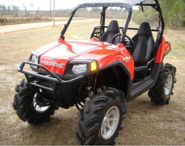 2007 Polaris Ranger 800 RZR 4x4