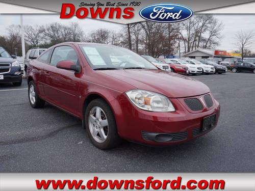 2007 pontiac g5 2 dr coupe for sale in dover township new. Black Bedroom Furniture Sets. Home Design Ideas