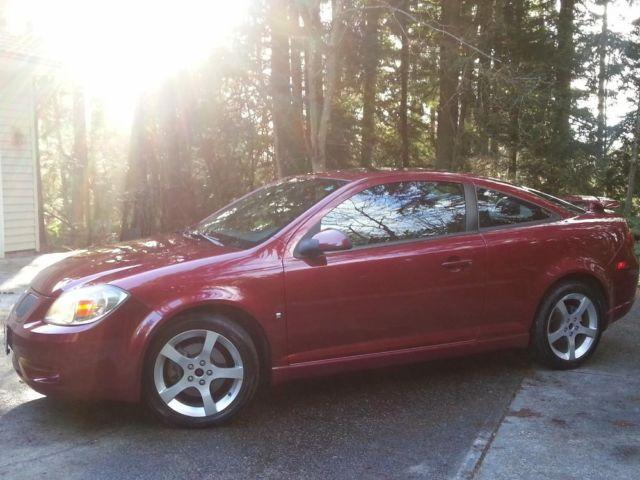 2007 pontiac g5 gt loaded fun to drive great gas. Black Bedroom Furniture Sets. Home Design Ideas