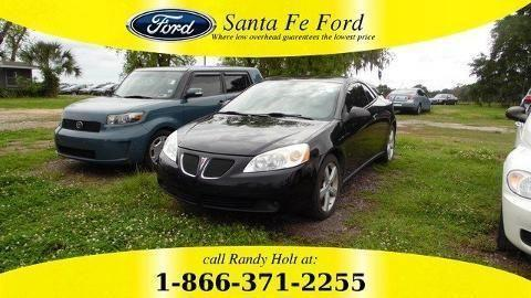 2007 PONTIAC G6 2 DOOR CONVERTIBLE