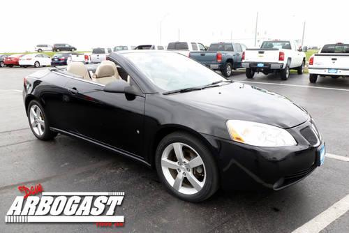 2007 pontiac g6 convertible gt for sale in troy ohio classified. Black Bedroom Furniture Sets. Home Design Ideas