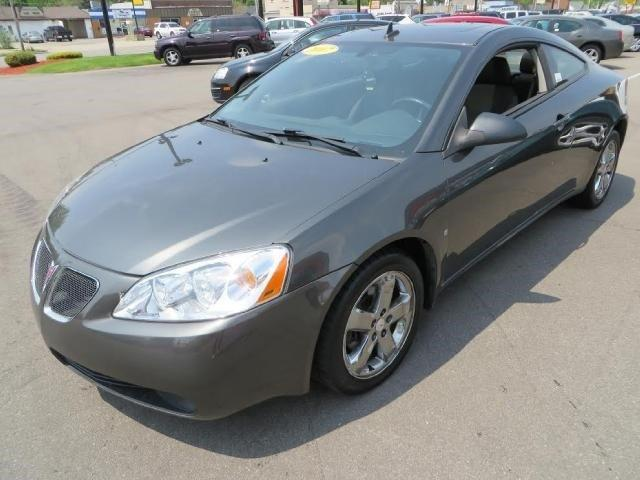2007 pontiac g6 gt 2dr coupe for sale in wyoming michigan classified. Black Bedroom Furniture Sets. Home Design Ideas