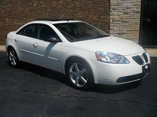 2007 pontiac g6 sedan gtp for sale in bull valley. Black Bedroom Furniture Sets. Home Design Ideas
