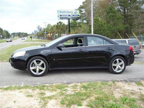 2007 pontiac g6 sedan gtp sedan 4d for sale in longs. Black Bedroom Furniture Sets. Home Design Ideas