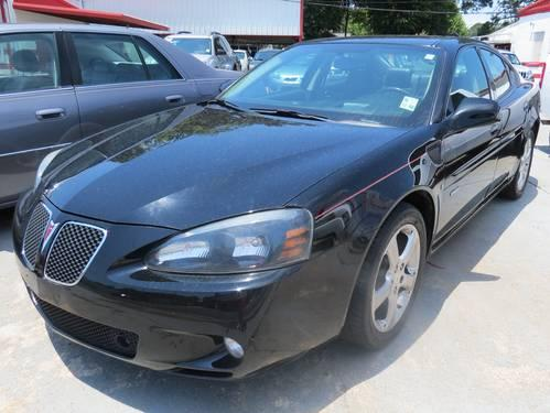 2007 pontiac grand prix gxp black 76k for sale in bosco louisiana classified. Black Bedroom Furniture Sets. Home Design Ideas