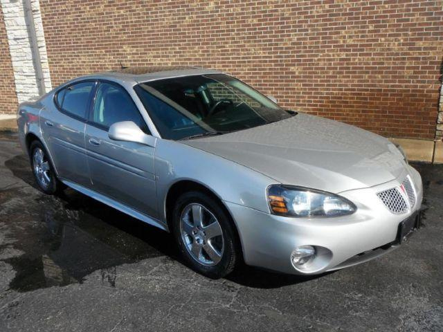 2007 pontiac grand prix sedan gt for sale in bull valley illinois classified. Black Bedroom Furniture Sets. Home Design Ideas