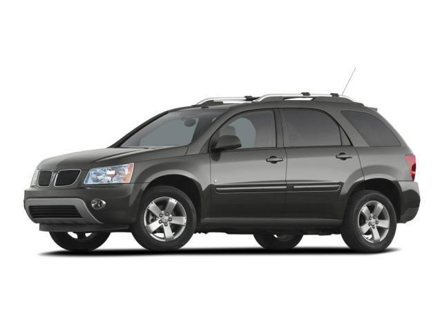 2007 Pontiac Torrent Base AWD 4dr SUV