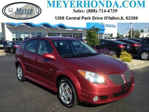 2007 pontiac vibe sedan for sale in shiloh illinois. Black Bedroom Furniture Sets. Home Design Ideas