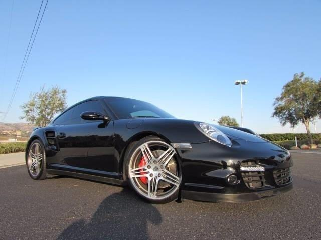 2007 Porsche 911 Turbo AWD Turbo 2dr Coupe