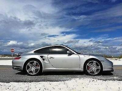 2007 Porsche 911 Turbo Coupe 2-Door 3.6L