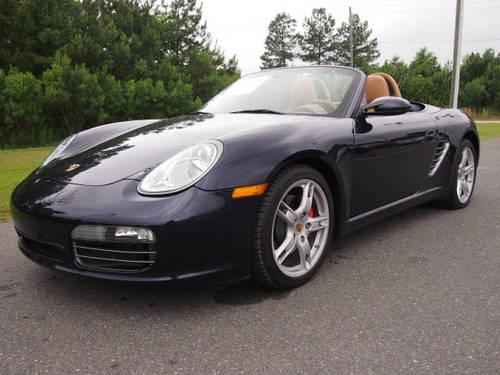 2007 porsche boxster convertible s for sale in buffalo lake north carolina classified. Black Bedroom Furniture Sets. Home Design Ideas