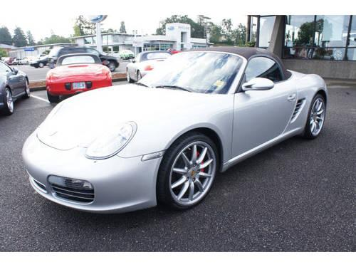 2007 porsche boxster convertible s for sale in salem oregon classified. Black Bedroom Furniture Sets. Home Design Ideas