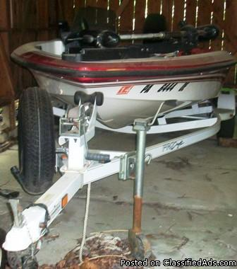 champion b boat for sale in Pennsylvania Clifieds & Buy and ... on procraft fuel gauge wiring, timer switch wiring diagram, boat trailer parts diagram, procraft boat seats, circuit breaker wiring diagram, speaker hook up diagram, livewell timer wiring diagram,