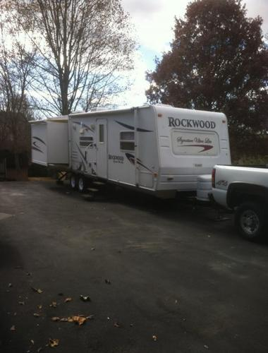 Rockwood 10 Piece Hvlp Paint Gun Set: 2007 Rockwood Ultra Lite Travel Trailer For Sale In