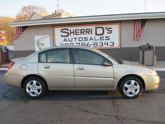 2007 Saturn Ion 2 2 4dr Sedan 4A