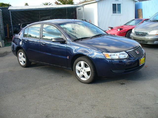 2007 saturn ion 2 for sale in richmond california. Black Bedroom Furniture Sets. Home Design Ideas