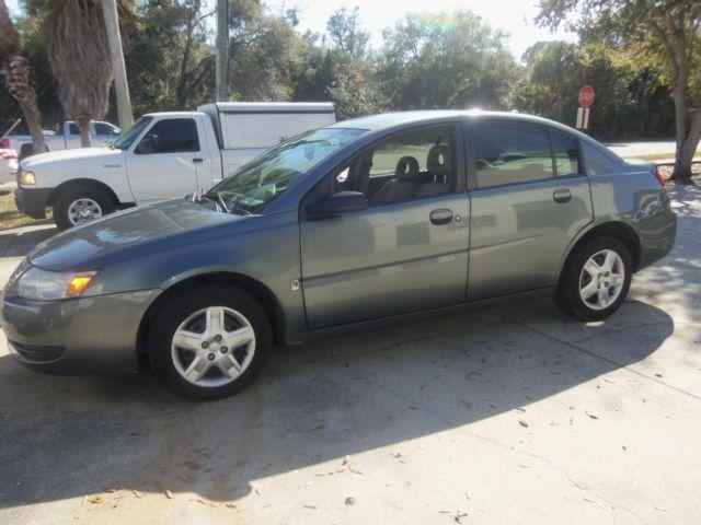2007 saturn ion for sale in cocoa florida classified. Black Bedroom Furniture Sets. Home Design Ideas