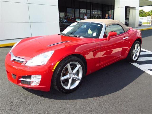 2007 saturn sky 2dr conv for sale in brooksville florida classified. Black Bedroom Furniture Sets. Home Design Ideas