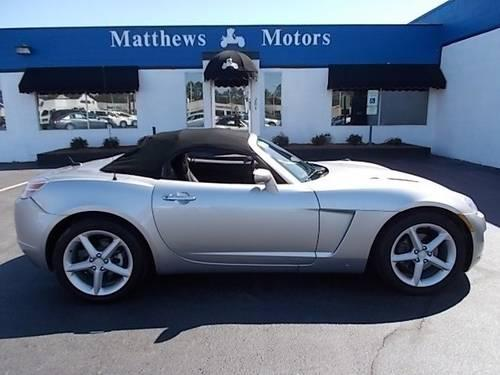 2007 saturn sky convertible for sale in goldsboro north carolina classified. Black Bedroom Furniture Sets. Home Design Ideas