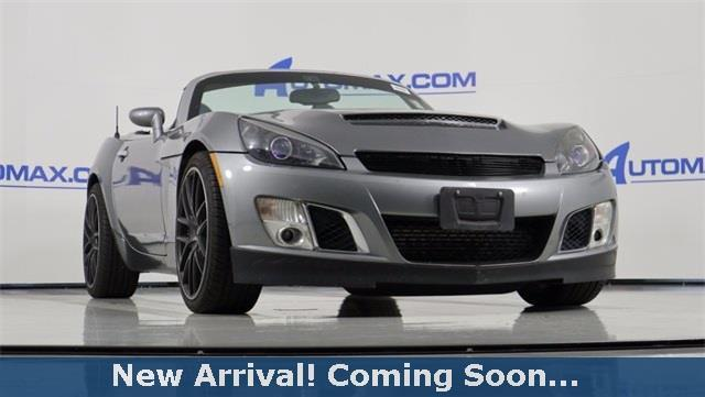 2007 Saturn SKY Red Line Red Line 2dr Convertible