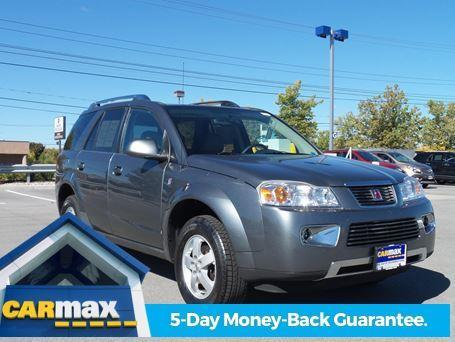 2007 Saturn Vue Base 4dr SUV (3.5L V6 5A)