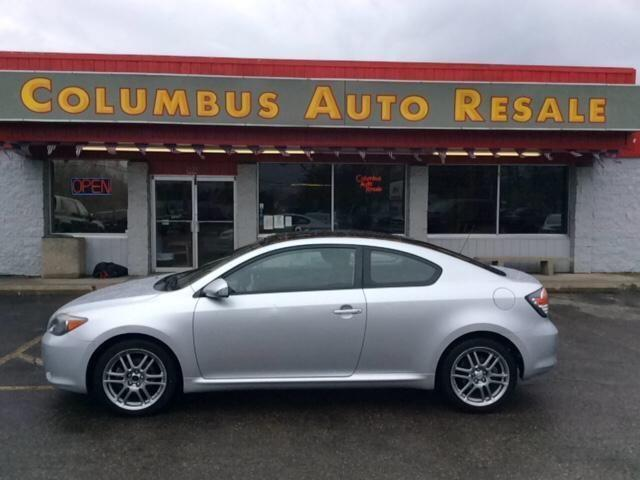 2007 scion tc coupe base for sale in darbydale ohio classified. Black Bedroom Furniture Sets. Home Design Ideas