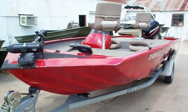 2007 Sea Ark 180 Outlaw Bass Boat For Sale In Bryan