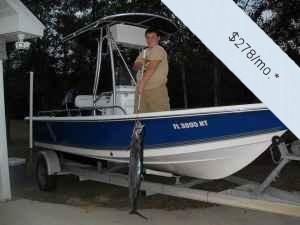 2007 Sea Pro Sv1900