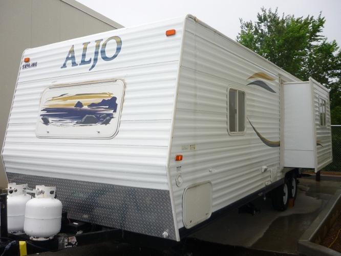 2007 Skyline 250l T Aljo Lite For Sale In Topeka Kansas